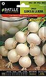 Semillas Hortícolas - Cebolla Blanca de