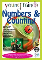 Young Minds: Numbers & Counting [DVD] [Import]