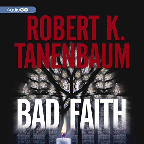 Bad Faith audiobook cover art