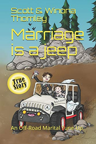 Marriage is a jeep: An Off-Road Marital Tune-Up