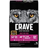 CRAVE Grain Free with Protein from Lamb and...