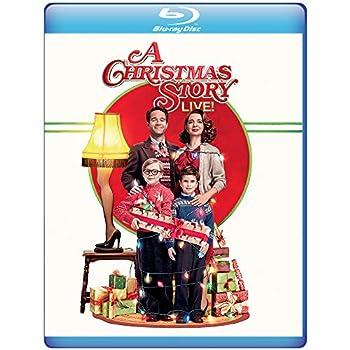 A Christmas Story Live!  2017  [Blu-ray]