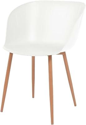 YLCJ Silla de Comedor nórdica Simple Moda Creativa Silla de ...