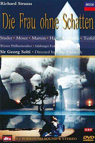 Strauss, Richard - Die Frau ohne Schatten [2 DVDs]