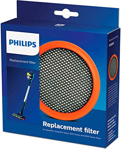 Philips FC8009/01 Original-Ersatzfilter für Philips Akkusauger SpeedPro & SpeedPro Aqua