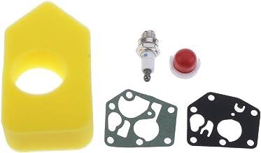 FLAMEER Carburateur membraan & pakking kit vervanging voor Briggs & Stratton 698369 495770 795083