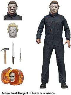 NECA 1981 Halloween 2: Ultimate Michael Myers 7 Inch Action Figure