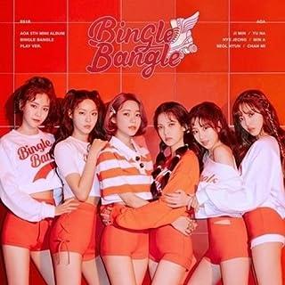 AOA - [Bingle Bangle]5th Mini Album Play CD+Booklet+Sticker+PhotoCard+Post K-POP