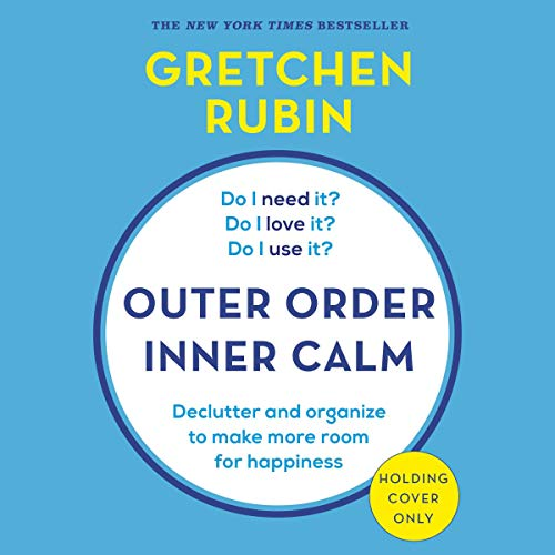 Outer Order Inner Calm audiobook cover art