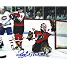 Autographed Ron Hextall 8x10 Philadelphia Flyers Photo