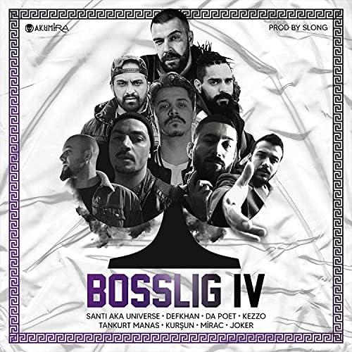 Santi Aka Universe feat. Defkhan, Joker, Da Poet, Kezzo, Mirac, Tankurt Manas & Kurşun