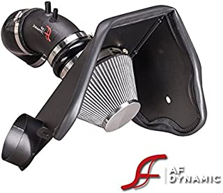 R&L Racing AF Dynamic Black Air Filter Intake Systems with Heat Shield 2010-2012 for Genesis Coupe 2.0T 2.0 Turbo 1012-HG4-HS