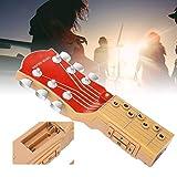 Principe de son unique avec deux modes de performance. Il y a sept boutons de sélection d'accords de guitare (AG) sur la partie principale ; il y a quatre boutons pour ajuster les touches mineures, septièmes, dièses et plates sur le côté; la poignée ...