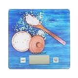 Bilancia da cucina elettronica, 15x15 cm Multicolore