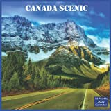 Canada Scenic Calendar 2022: Official Canada Landscape Calendar 2022, 16 Month Calendar 2022
