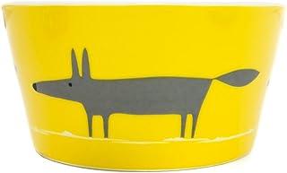 Scion Mr Fox Bowl, węgiel drzewny i żółty, żółty, średni