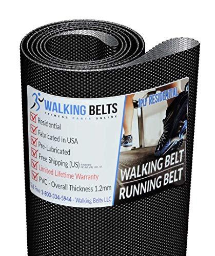WALKINGBELTS Walking Belts LLC - PFTL609165 Proform 505 CST Treadmill Walking Belt 1ply + Free 1oz Lube