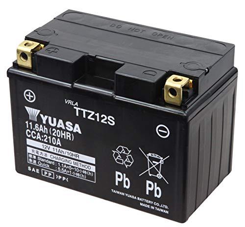 台湾ユアサ TTZ12S