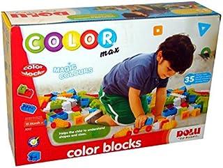 Dolu Big Color Blocks 35 Pcs