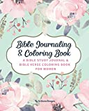 SoDivineDesigns | Bible Journaling & Coloring Book: A Bible Study Journal & Bible