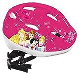 Mondo Toys-Casco Bici per Bambini Design Disney Princess-28354, 28354