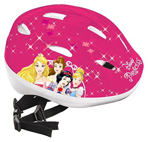Mondo Toys - Casco Bici per bambini design Disney Princess - 28354