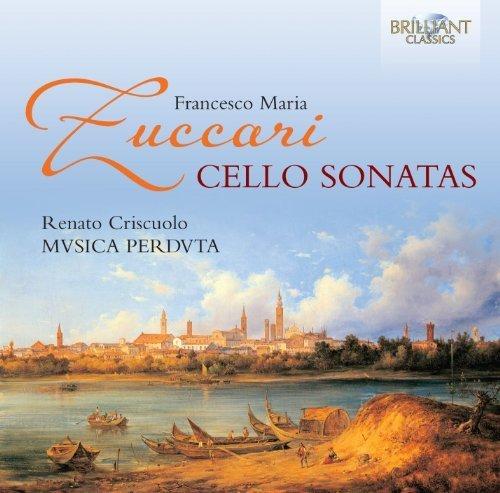 Zuccari: Cello Sonatas (2012) Audio CD