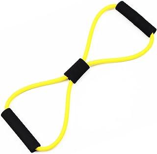 TAO 8 En Forma De Fortalecer La Fuerza Del Brazo Tramo Sra Pecho De Látex Hogar Expansor Entrenamiento De Los Músculos Del Pecho De La Aptitud