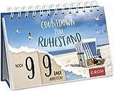 Countdown Ruhestand: Noch 99 Tage arbeiten - Groh Redaktionsteam