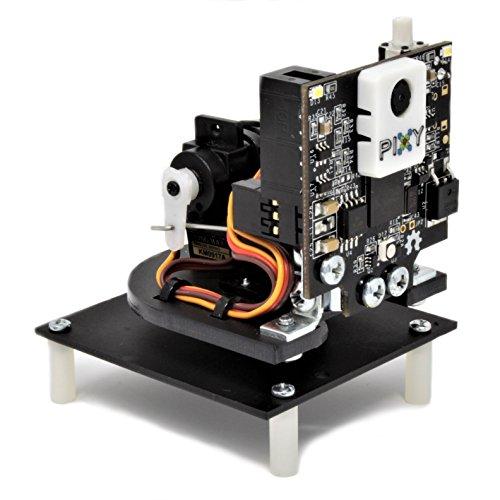 Charmed Labs LLC Pan/Tilt2 Servomotor-Kit für Pixy2 - Dual Axis Robotic Camera Mount