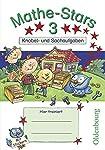 Mathe-Stars - Knobel- und Sachaufgaben: 3. Schuljahr - Übungsheft: Mit Lösungen