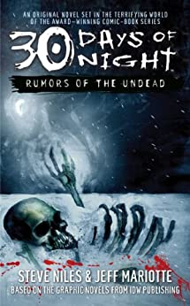 30 Days of Night: Rumors of the Undead by [Steve Niles, Jeff Mariotte]