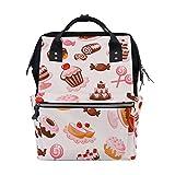 ALINLO - Bolsas de pañales para tartas de Halloween y tartas, multifunción, para viajes
