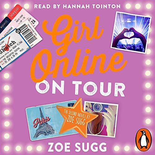 Couverture de Girl Online: On Tour