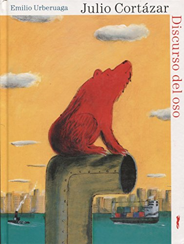 El discurso del oso (Álbumes ilustrados / Libros de Cordel)