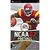 NCAA Football 2007 - Sony PSP