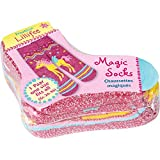 Die Spiegelburg 13434 Magic Socks Prinzessin Lillifee, one Size (Gr. 26-36)