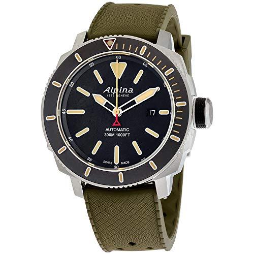 Alpina Geneve SEASTRONG DIVER 300 AL-525LGG4V6 Reloj Cassa solida