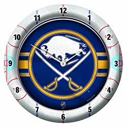 NHL Buffalo Sabres Game Clock