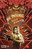 BIG TROUBLE IN LITTLE CHINA (2014) #3 VF/NM COVER A BOOM! STUDIOS