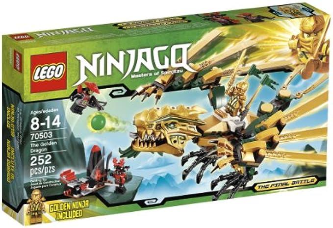 דרקון הזהב LEGO Ninjago 70503