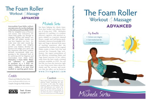 The Foam Roller, Workout & Massage - ADVANCED