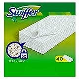 Swiffer Dry Panni Catturapolvere, 40 Pezzi