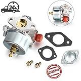 FLYN Carburateur pour pièces de tronçonneuse Tecumseh 632795A TVS ECV LAV 30 35 40 50 Carb Series moteurs de rechange avec joint