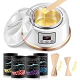 Best Home Waxing Kits - Waxing Kit Wax Warmer, Larbois Hair Removal Waxing Review