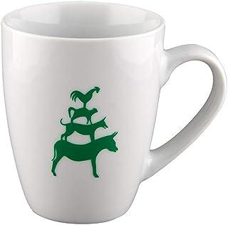 Werder Bremen SV Kaffeebecher Tasse Stadtmusikanten-Raute