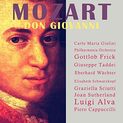 Carlo Maria Giulini, Philharmonia Orchestra