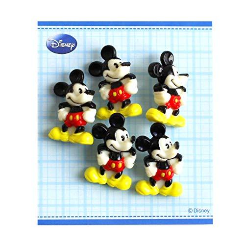 パイオニア ボタン ディズニー ミッキーマウス DI200-DI83 ブラック
