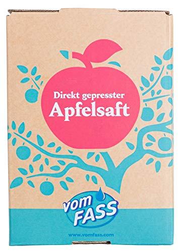 VOM FASS Bodensee-Apfelsaft, 5 Liter, Bag in Box