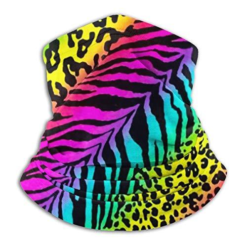 SARA NELL Neck Gaiter Headwear Face Sun Mask Magic Scarf Bandana Balaclava - Purple - One Size
